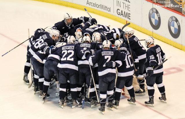 Penn State Hockey: 4-2 Loss To Michigan State Puts Postseason On Ropes